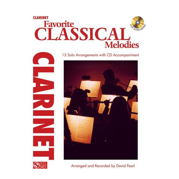 SPARTITI CLARINETTO MUSICA CLASSICA