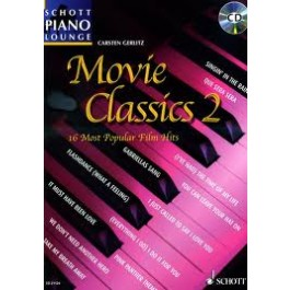 SPARTITI PIANOFORTE MOVIE & CARTOONS