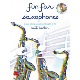 SPARTITI ENSEMBLE SAX