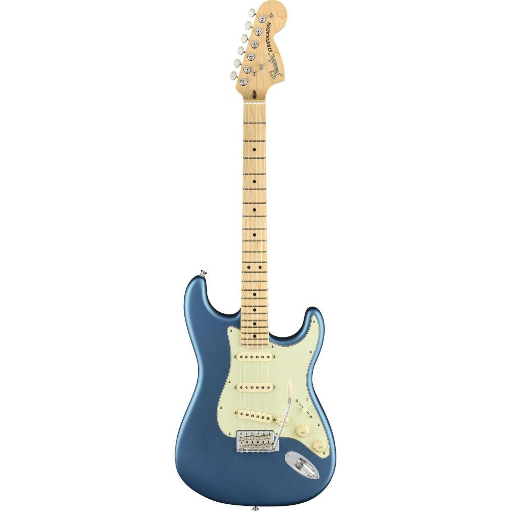 Chitarra Elettrica Fender American Performer Stratocaster mn satin lake placid blue