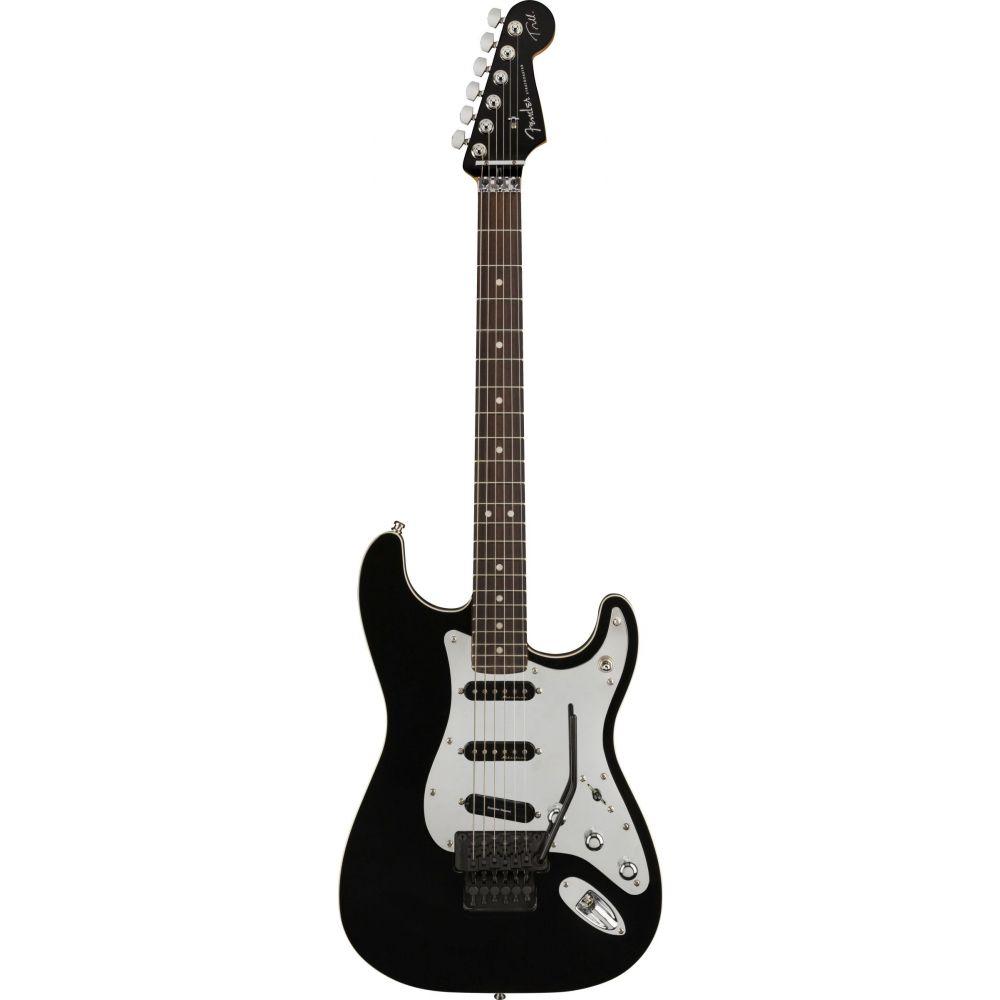 Chitarra Elettrica Fender Tom Morello Stratocaster rw black