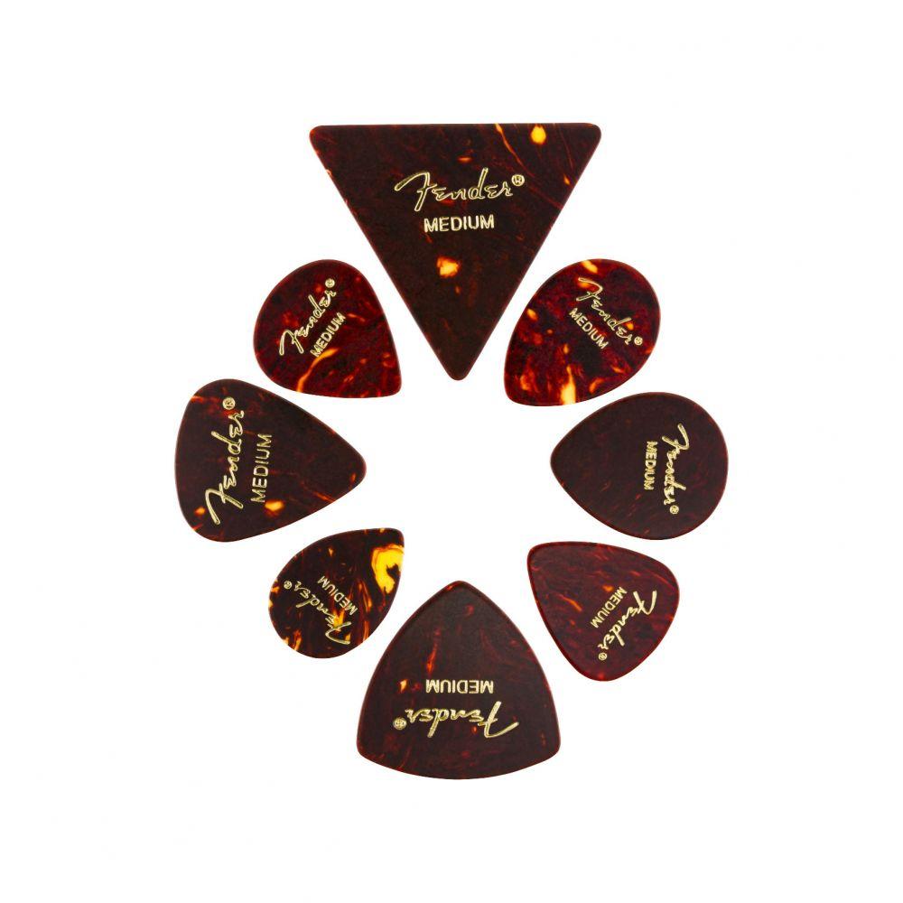 Blister plettri Fender Classic medley medium 8pz