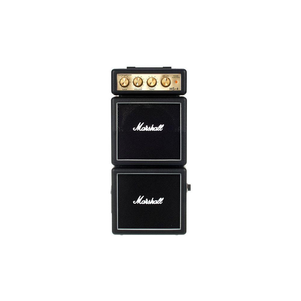 Amplificatore Marshall Micro MS-4 micro stack  black