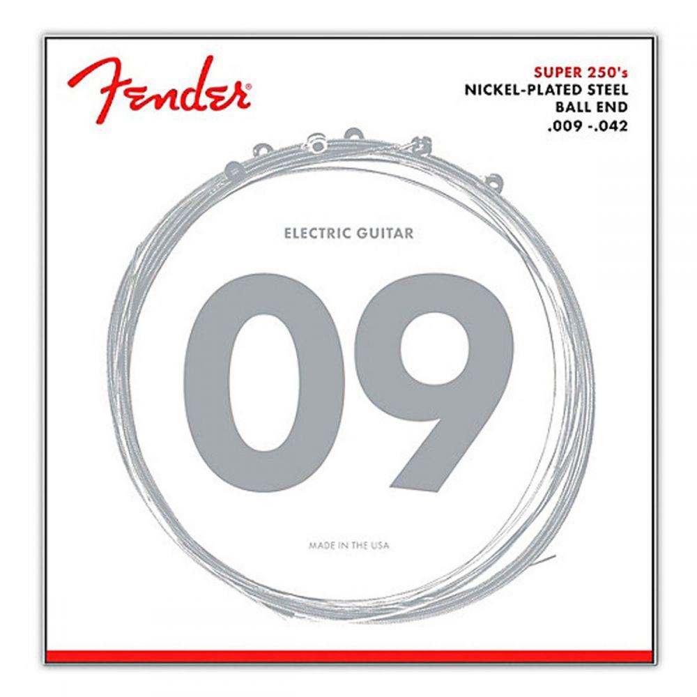 Fender 250L chitarra elettrica 009 -042