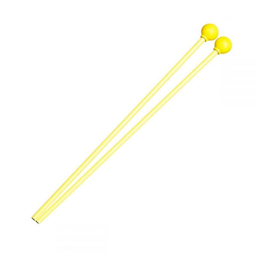 Mallets Ashai 51 Metallofono punta plastica coppia giallo
