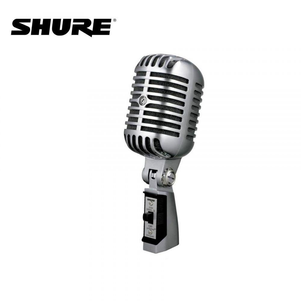 Microfono Shure 55 SH II dinamico cardioide