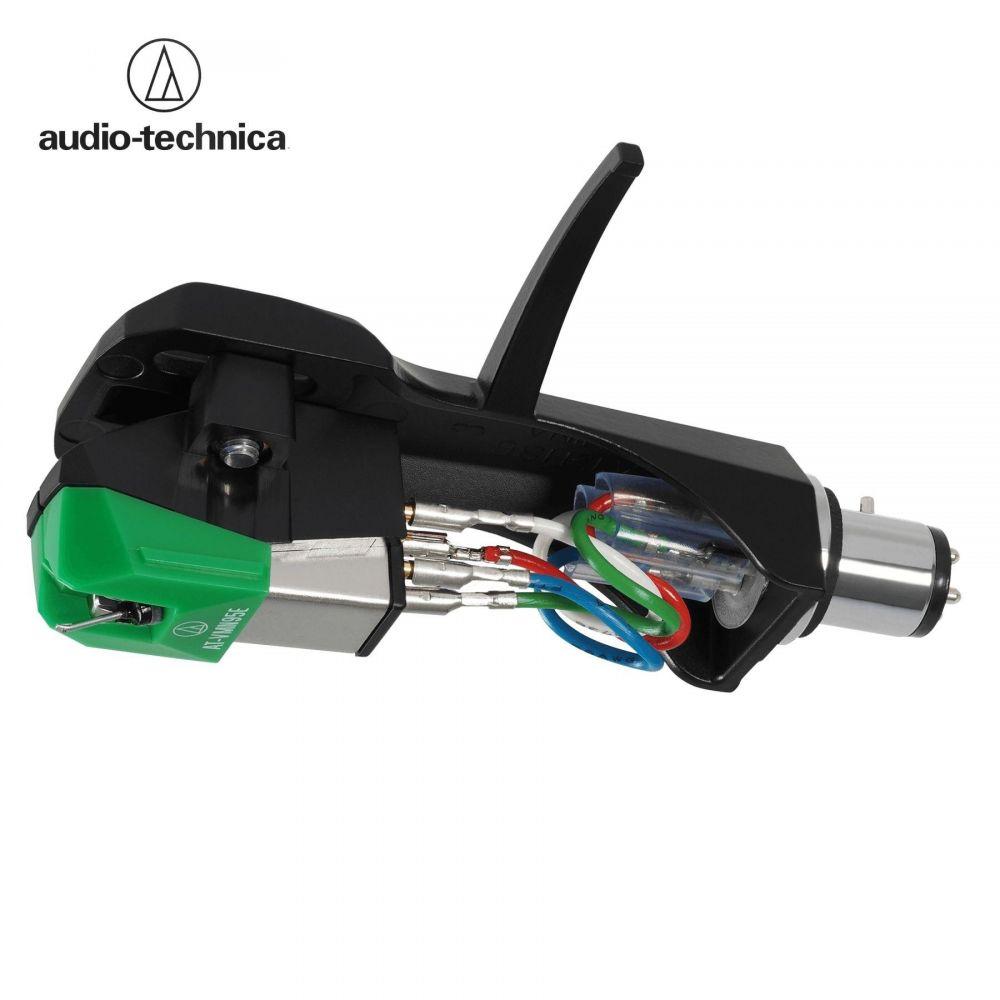 Testina Audio Tecnica VM95E/H Headshell/Cartridge Combo Kit