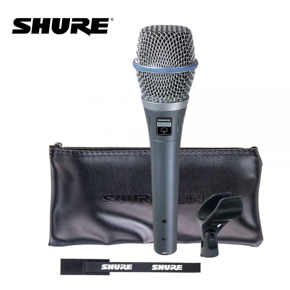 Microfono Shure BETA87A condensatore