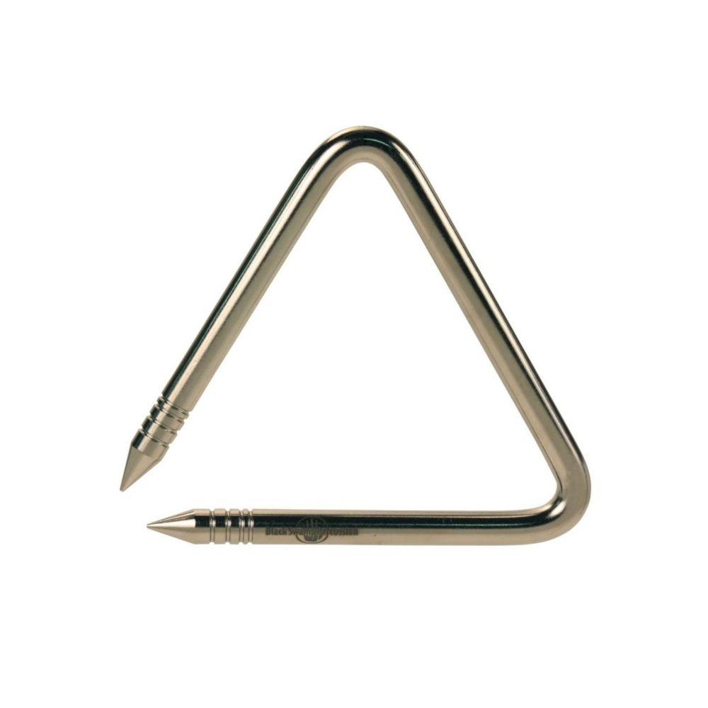 """Triangolo 6"""" Black Swamp Artisan  AT6 acciaio cromato"""