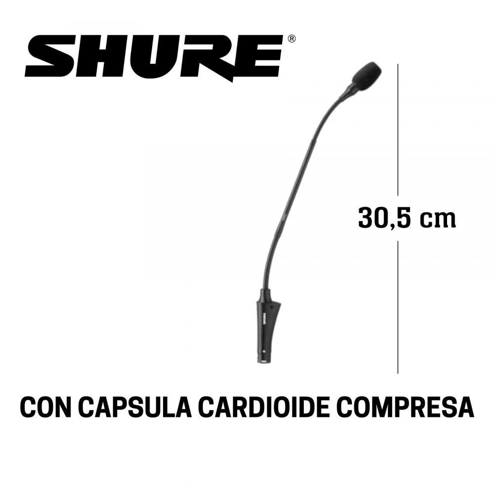 Shure CVG12BC
