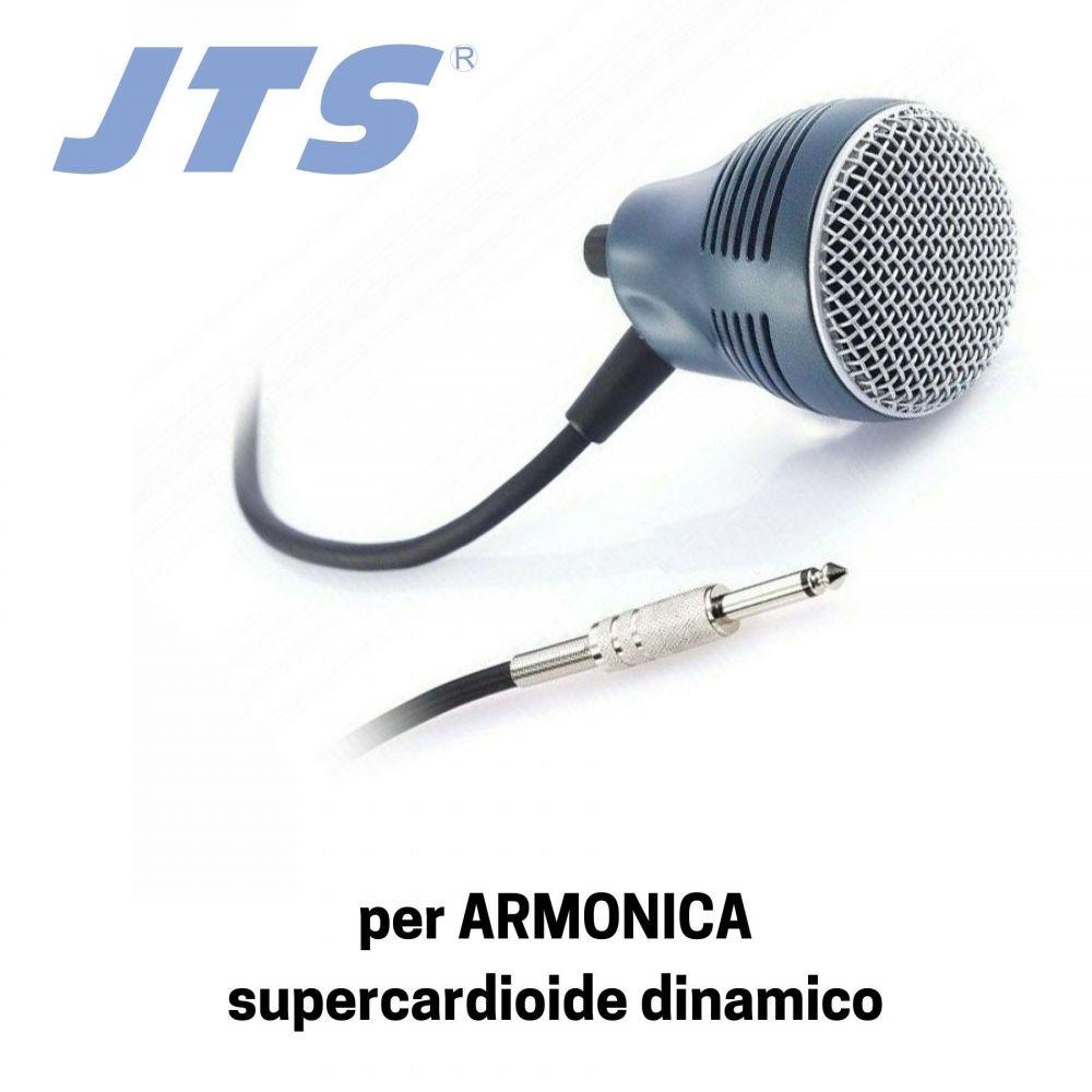 Microfono armonica JTS CX-520D dinamico supercardioide