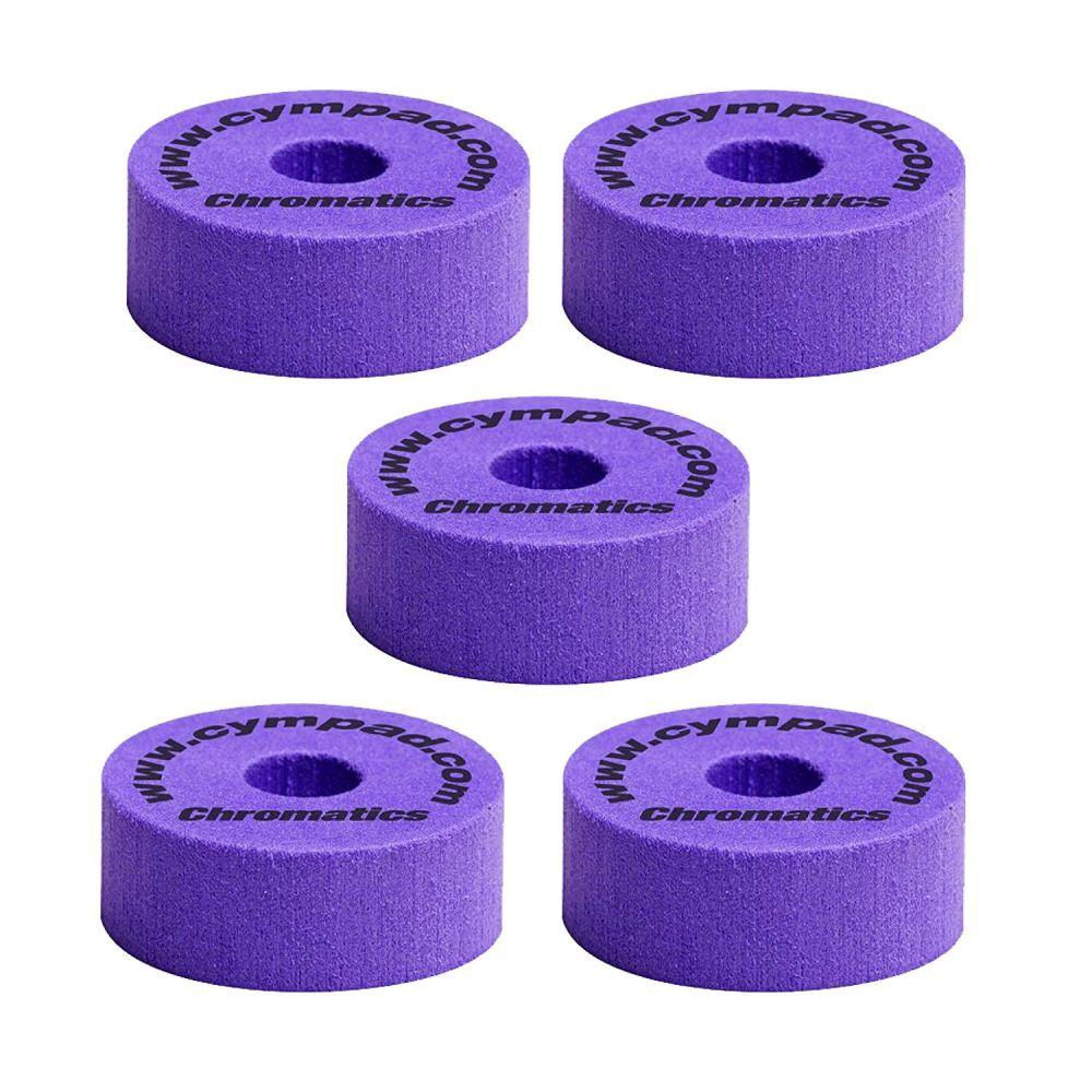 Cympad Optimizer 40x15mm purple feltrini per piatto batteria