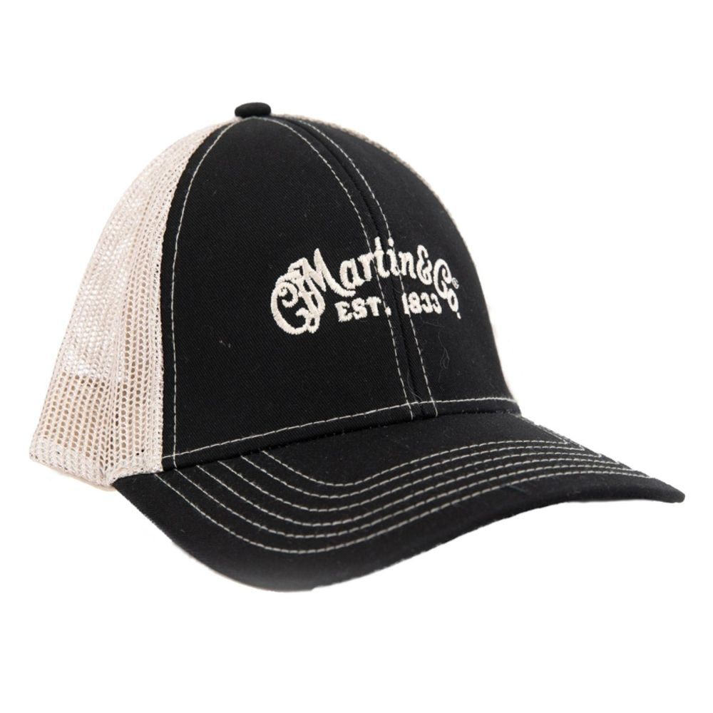 Cappello Martin baseball black