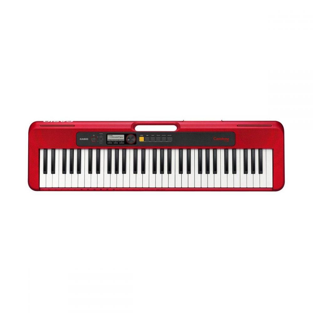 Tastiera Arranger Casio CT-S200 61 tasti red