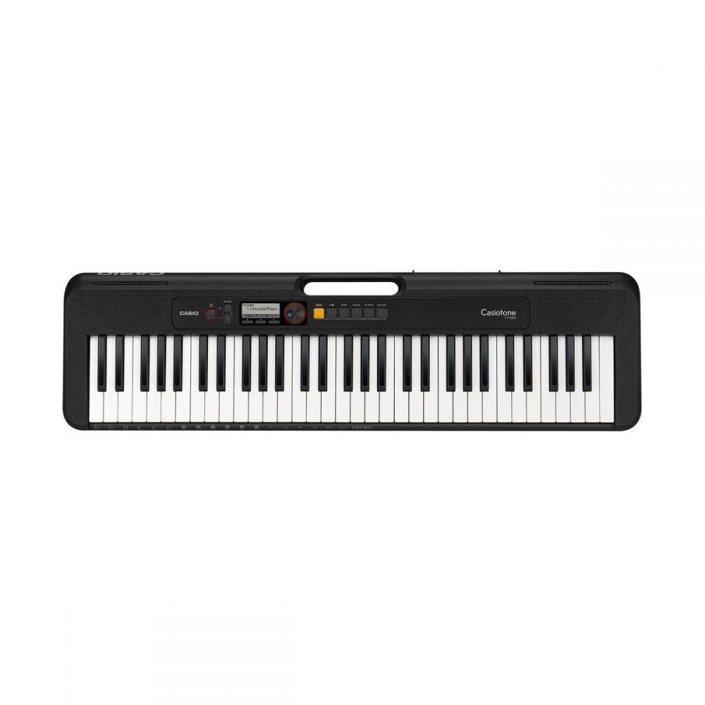 Tastiera Arranger Casio CT-S200 Casiotone 61 tasti black
