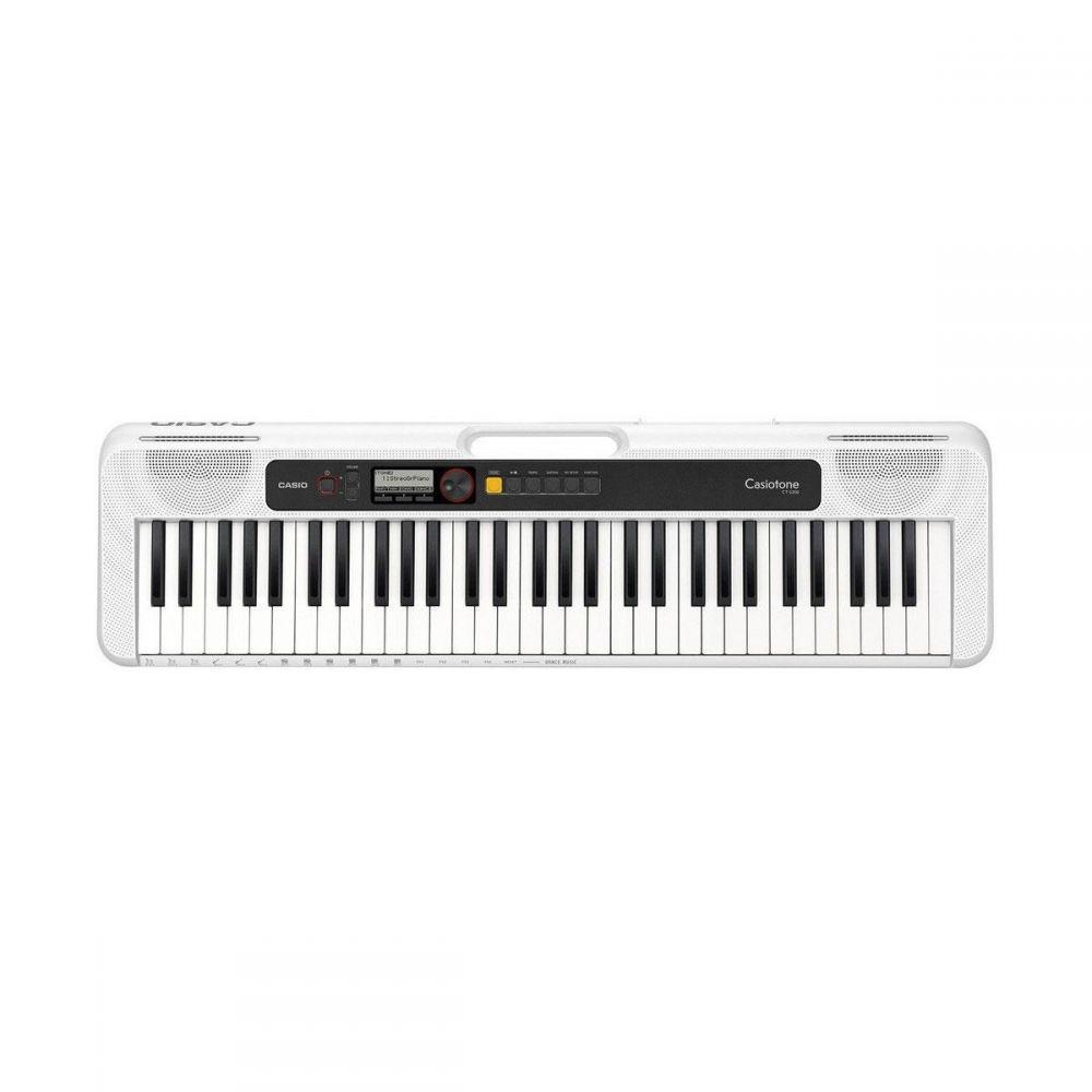Tastiera Arranger Casio CT-S200 Casiotone 61 tasti white