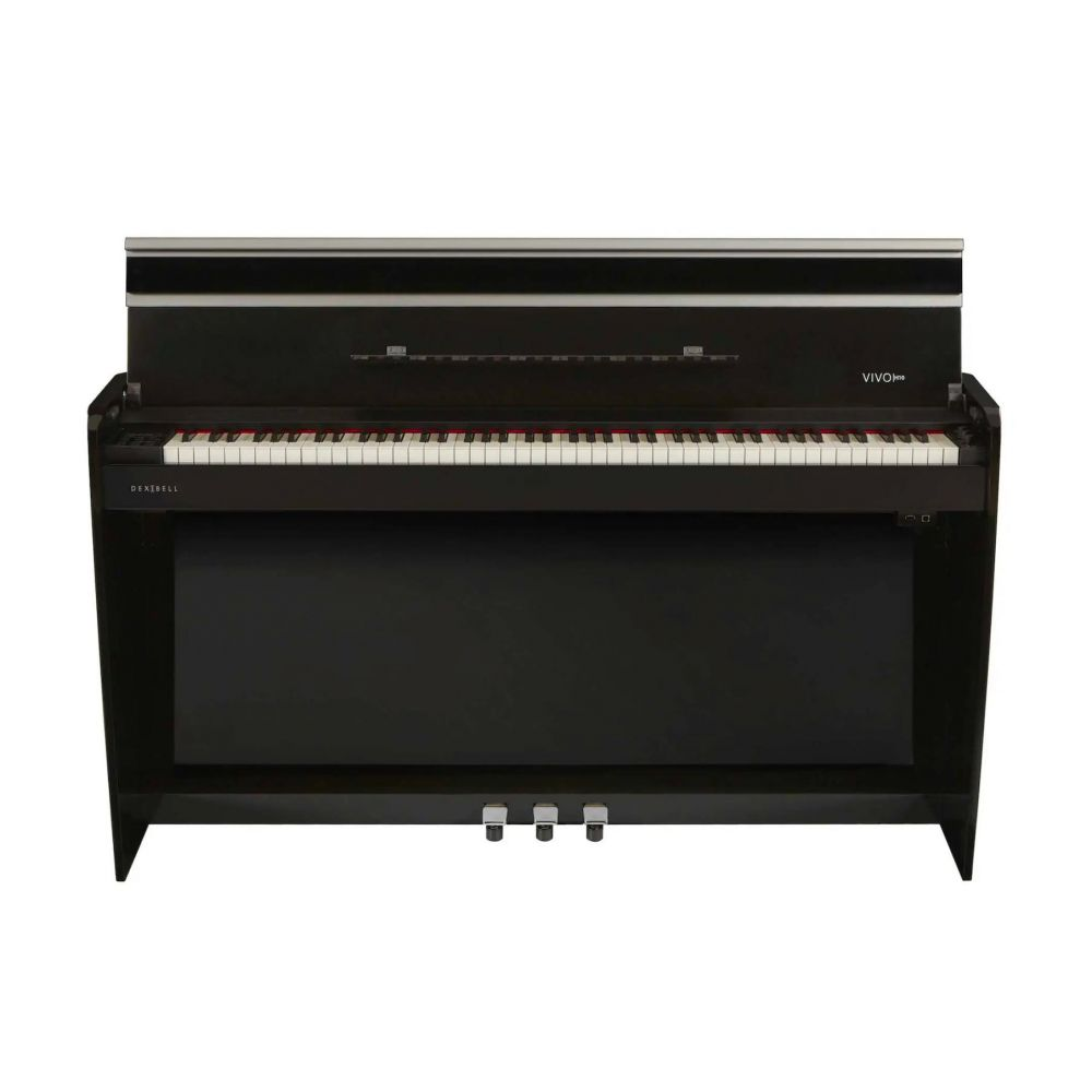 Piano Digitale Dexibell VIVOH10BK con mobile nero opaco