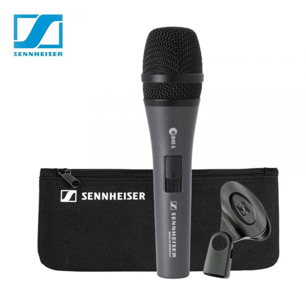Microfono Sennheiser E845S dinamico supercardioide