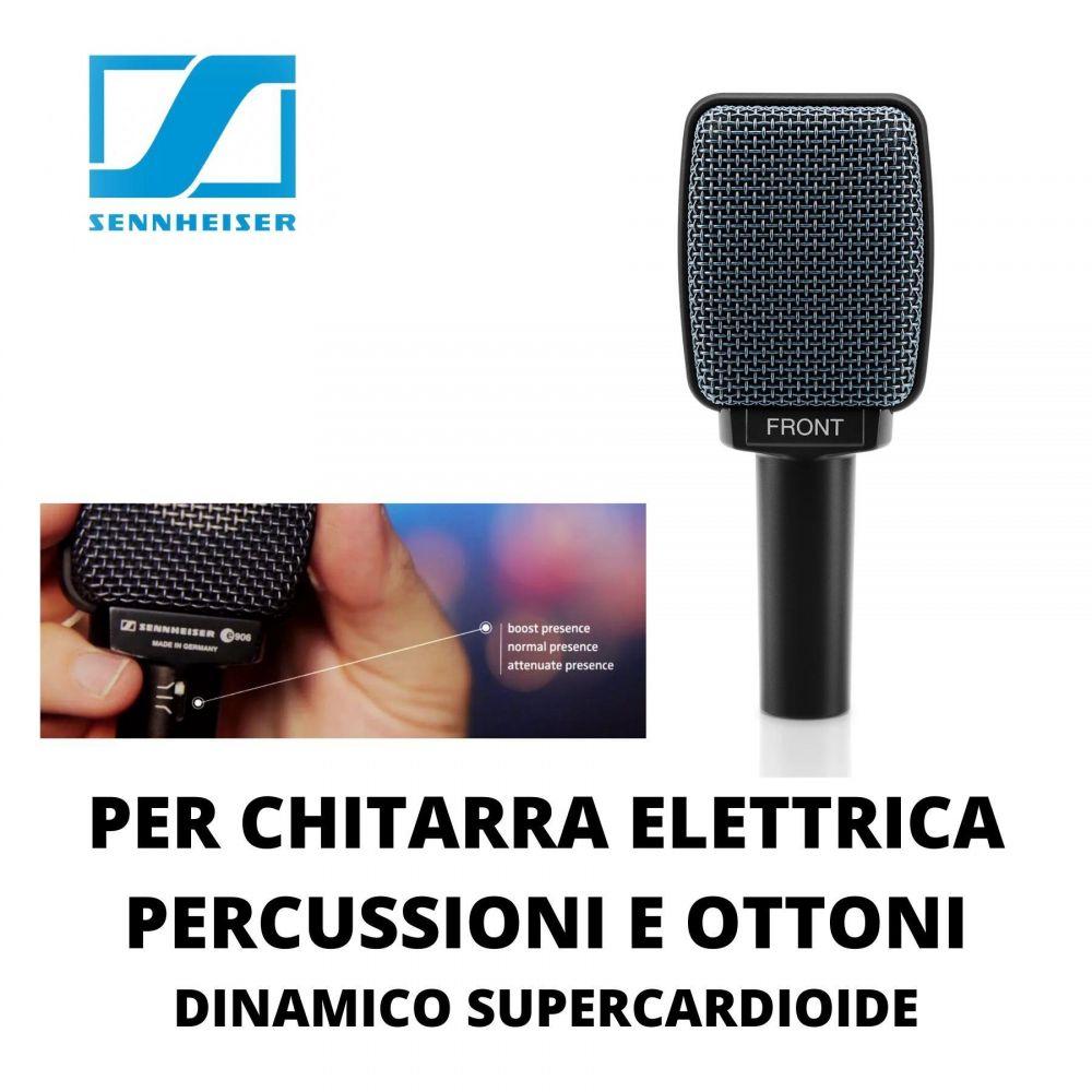 Microfono Sennheiser E906