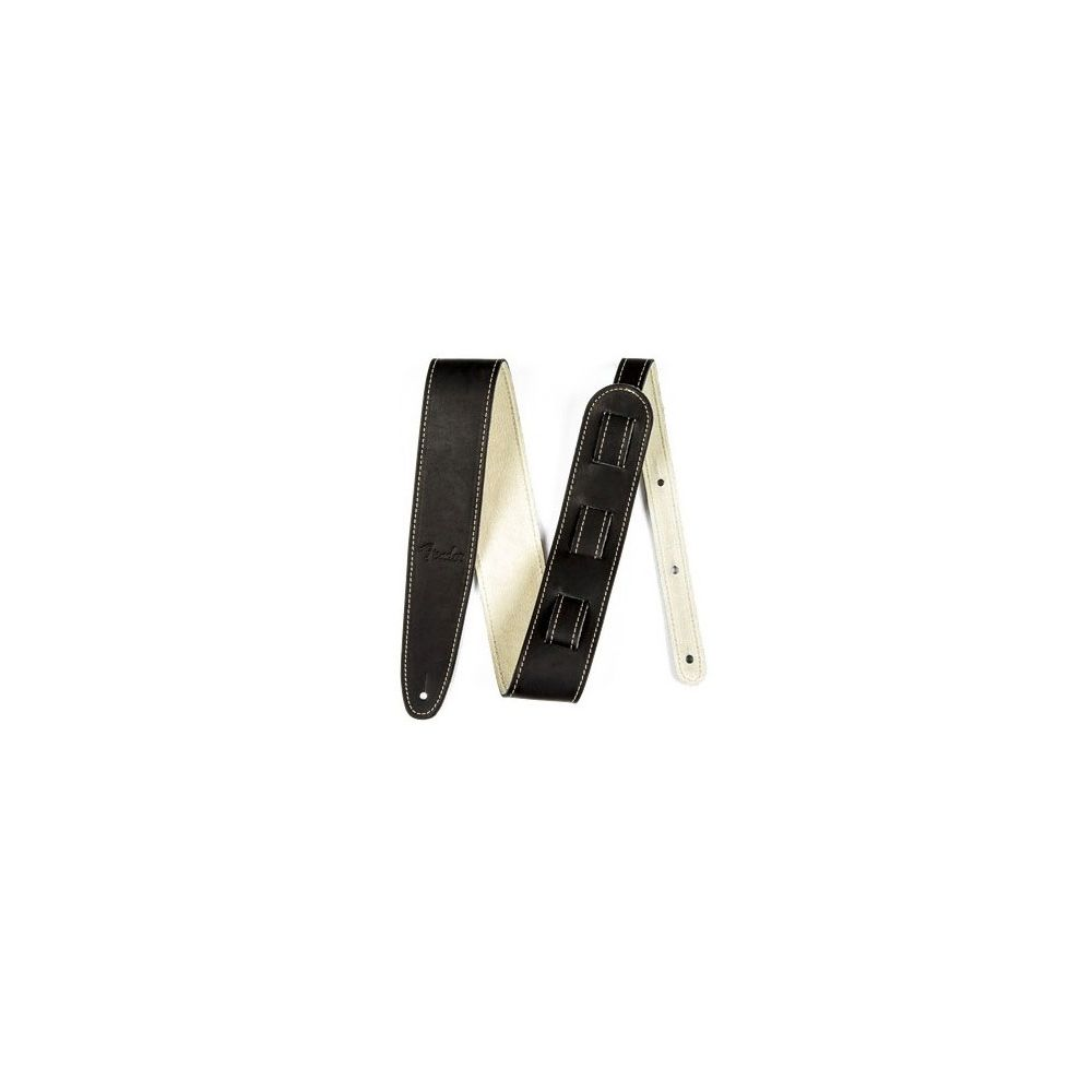 Tracolla Fender Ball Glove leather 6.3 cm black