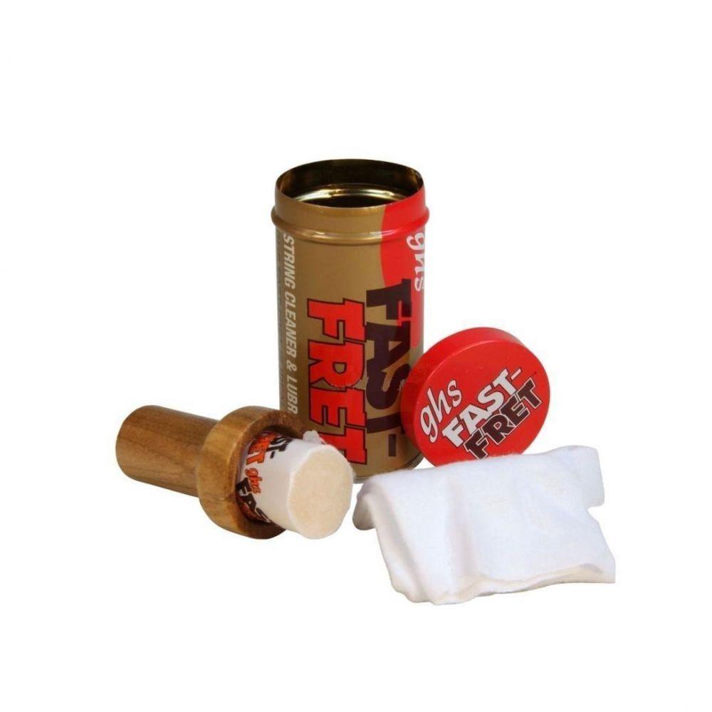 Fast Fret GHS  lubrificante per corde  a tampone senza silicone