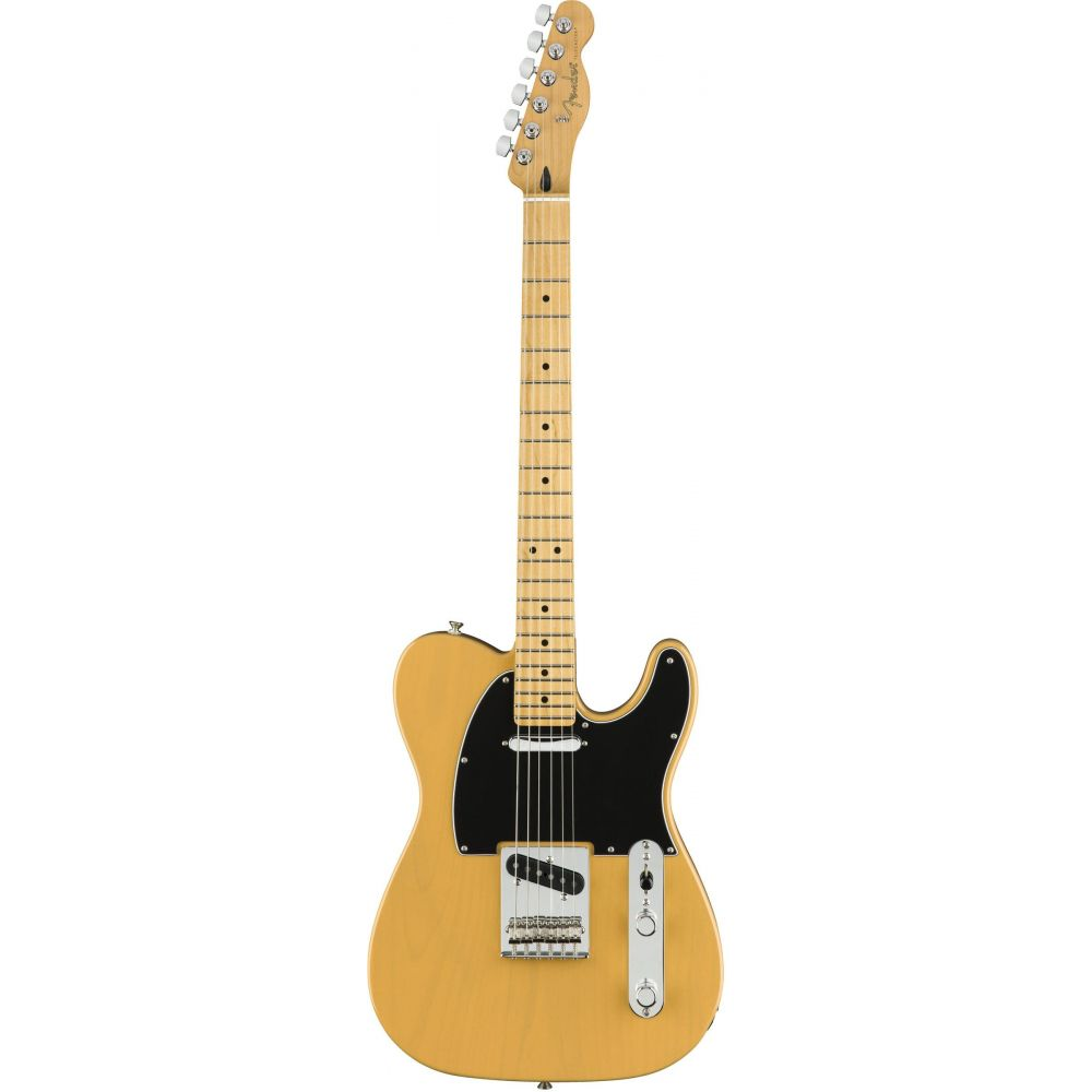 Fender Telecaster player Mexico MN butterscotch blonde