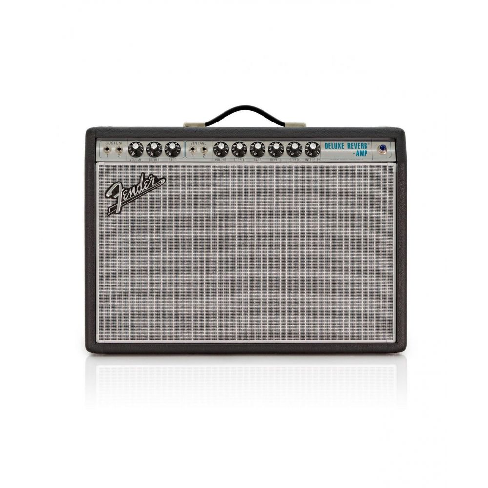 "Amplificatore Elettrica Fender Custom 68 Deluxe Reverb 1x12"" 22w"