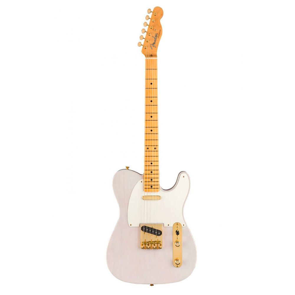 Chitarra Elettrica Fender LTD ED American Original 50s Telecaster mn white blonde con custodia