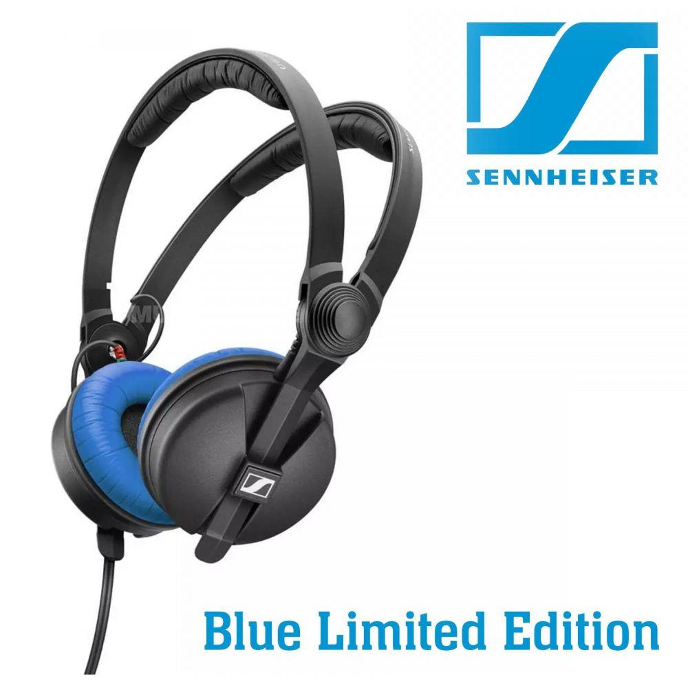 Cuffia Sennheiser HD25 BLUE ltd 70 Ohm