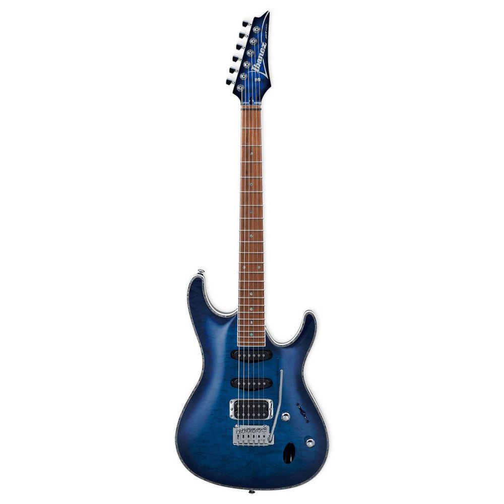 Chitarra Elettrica Ibanez SA460QM sapphire blue