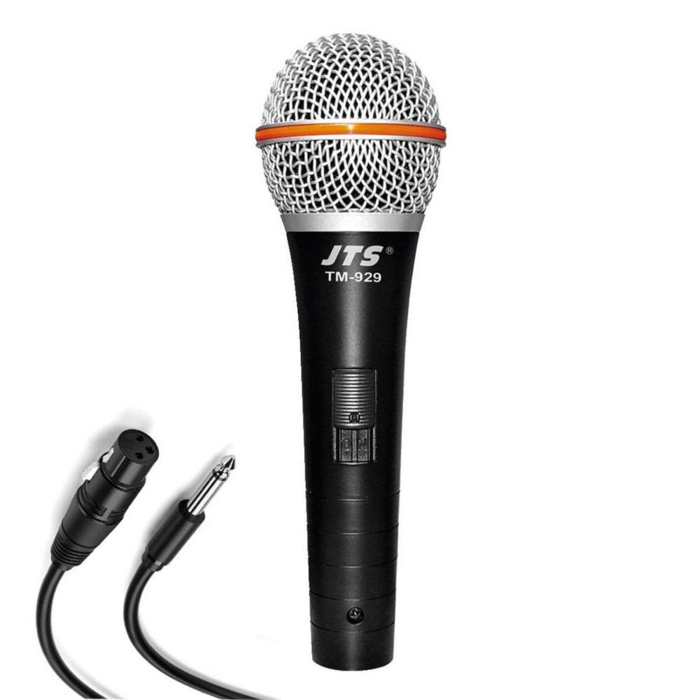 Microfono JTS TM-929 dinamico cardioide