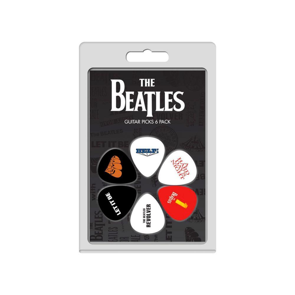 Blister plettri Perri's LP-TB2 The Beatles album 2 6pz