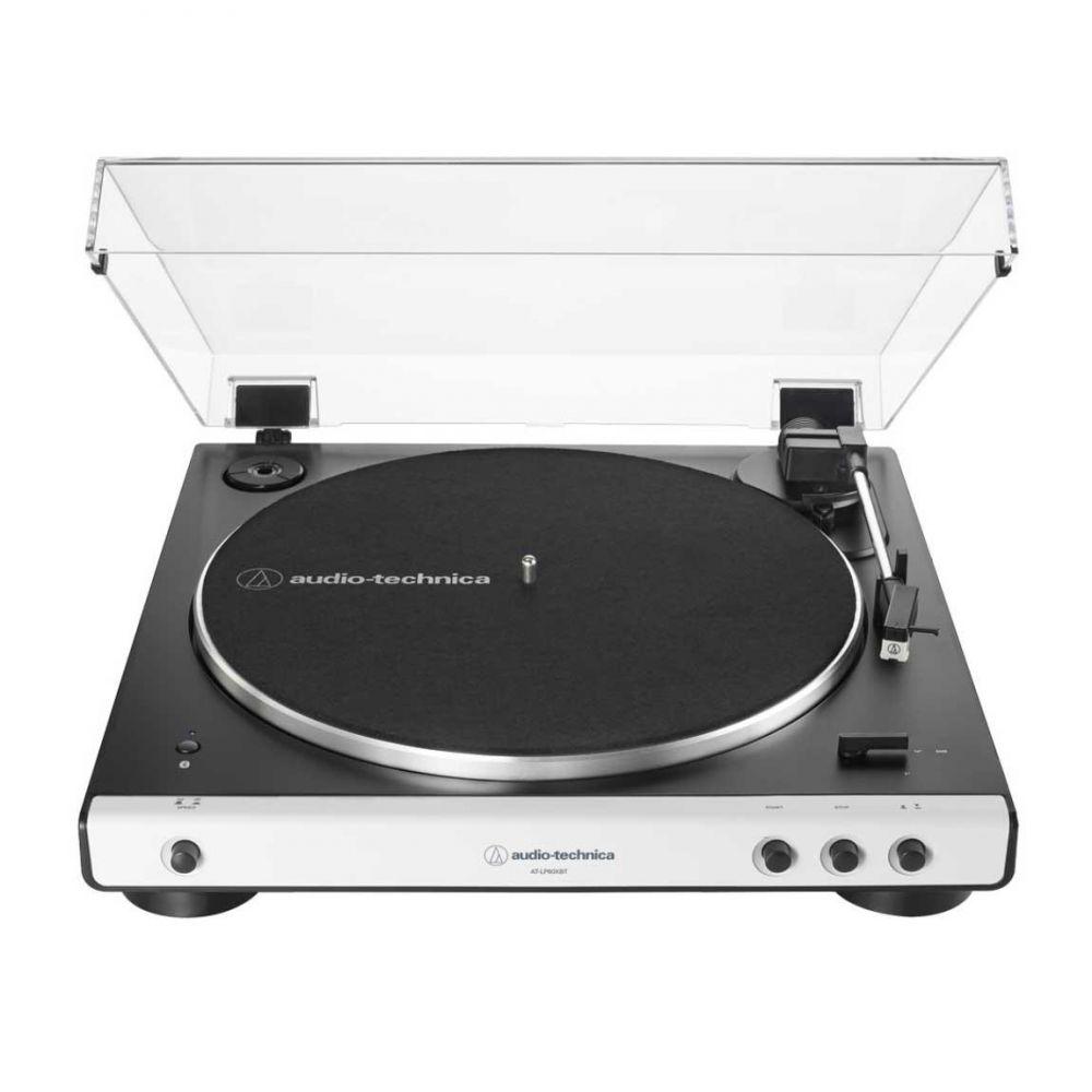 Giradischi Audio Technica LP60 X BT White