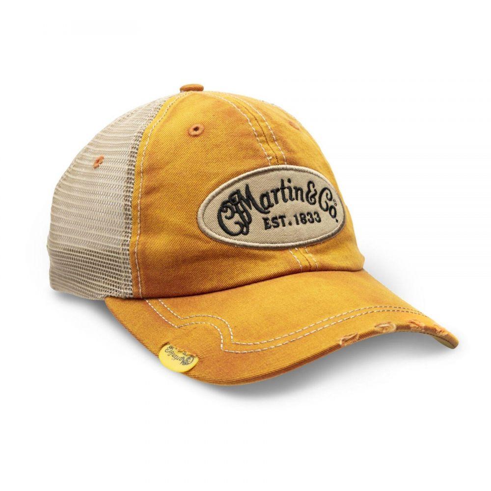 Cappello Martin baseball orange