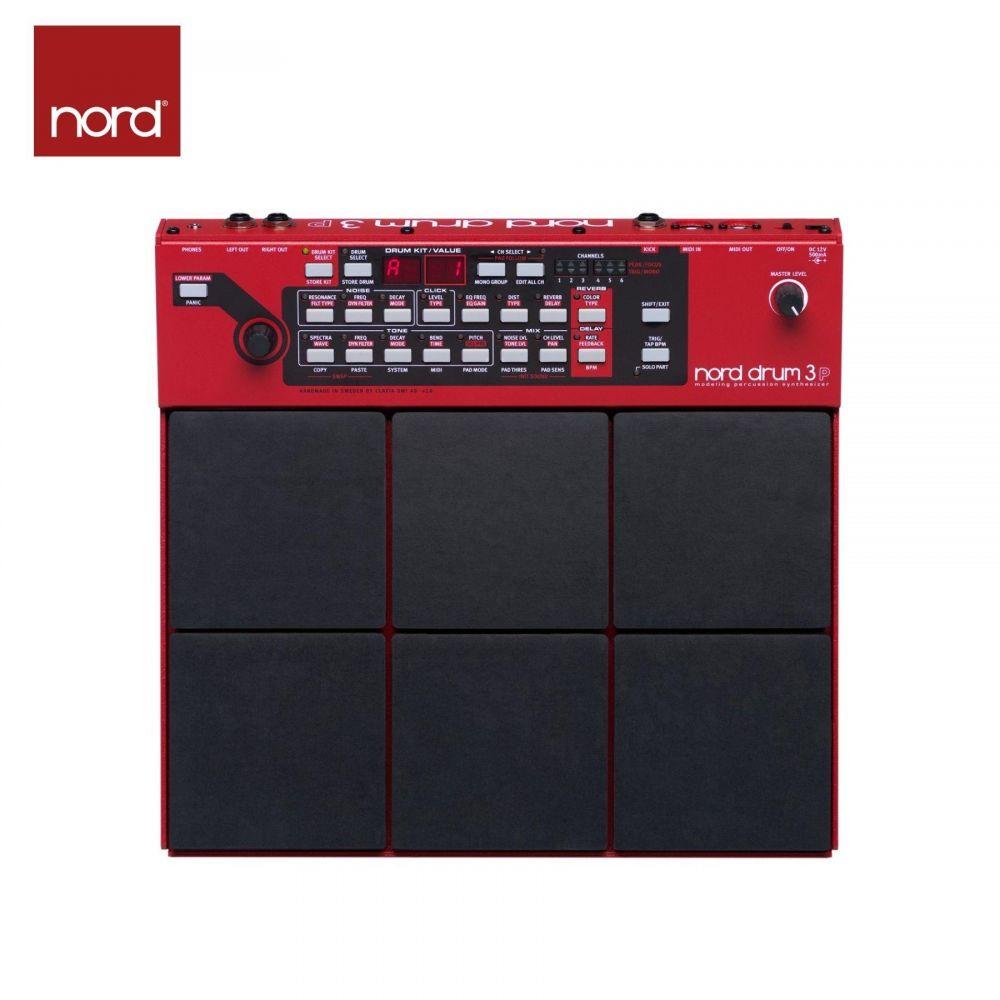 Multipad Nord Drum 3P