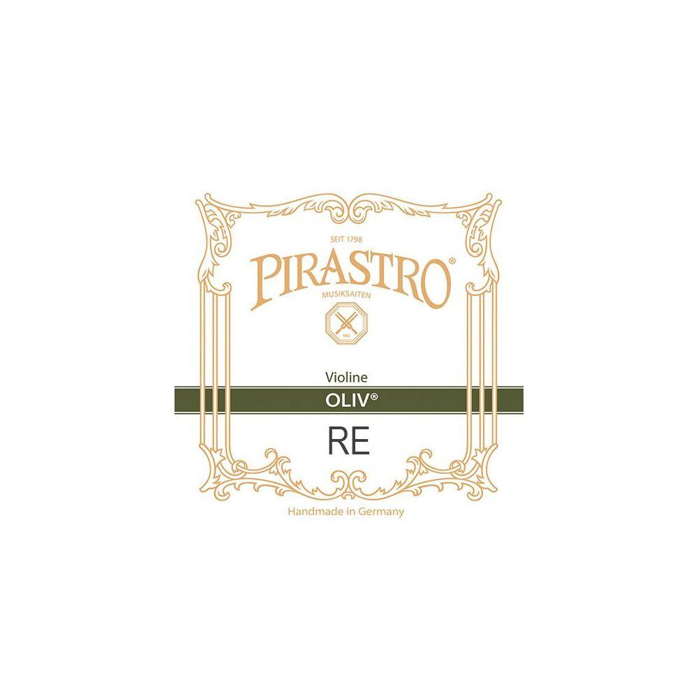 """""""Pirastro Oliv E 17"""""""" corda RE in budello per violino 4/4"""""""