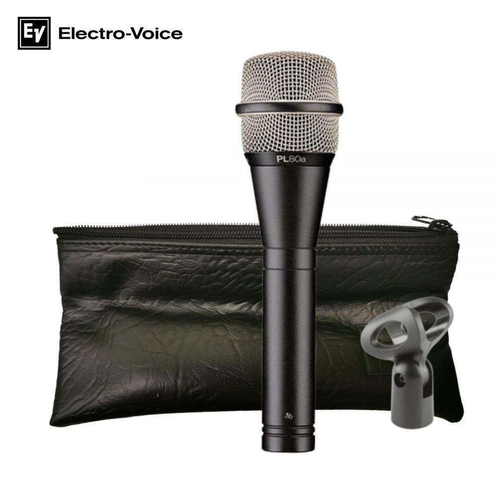 Microfono Electro Voice PL80A - dinamico