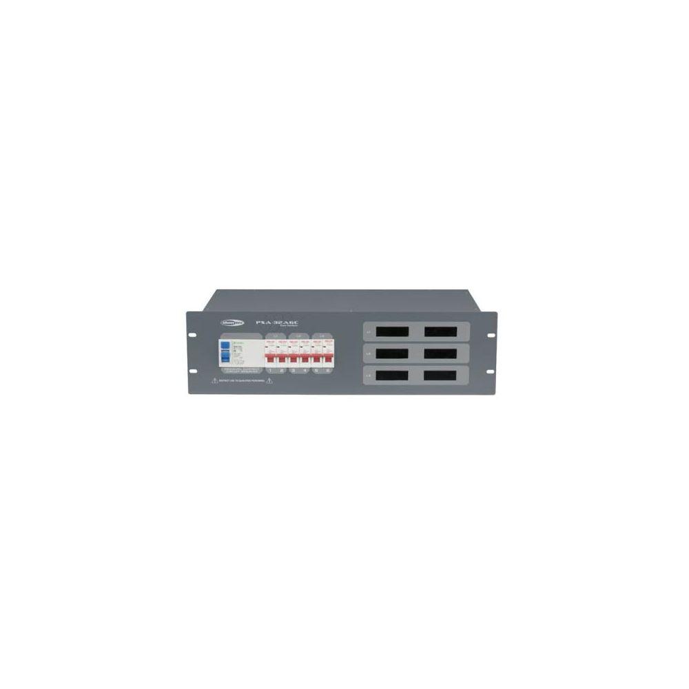 Distributore di potenza Showtech PSA-32A6C