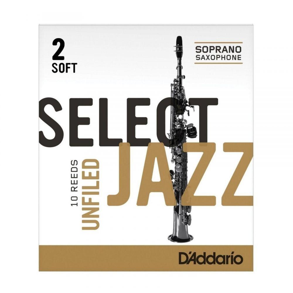 rico jazz unfiled sax soprano