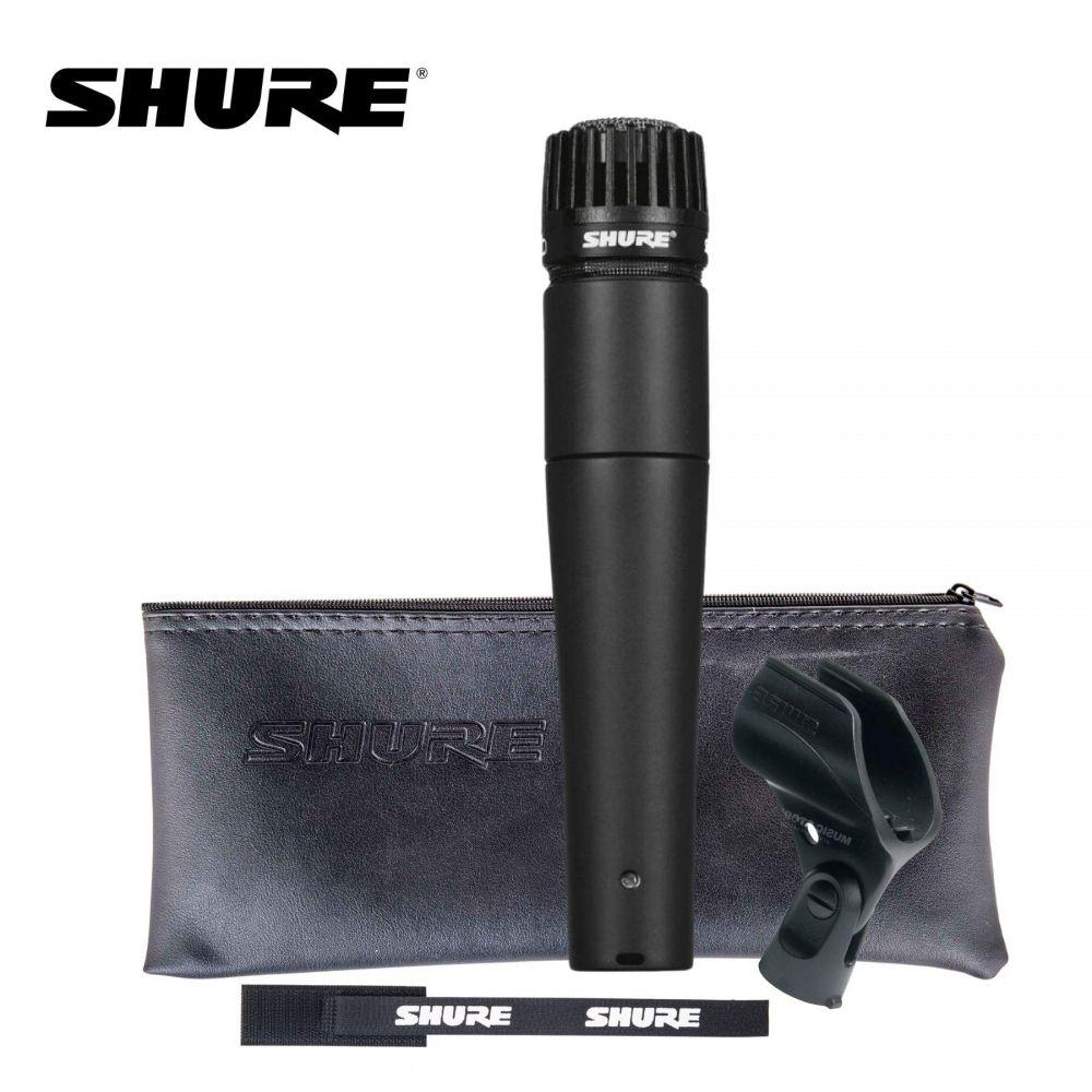 Microfono Shure SM 57 dinamico cardioide