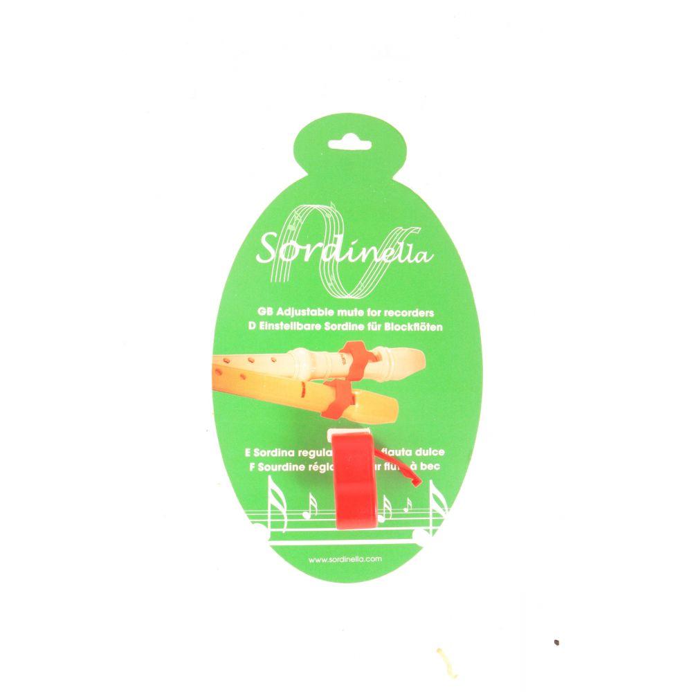 Sordina Sordinella per flauto dolce D322 D