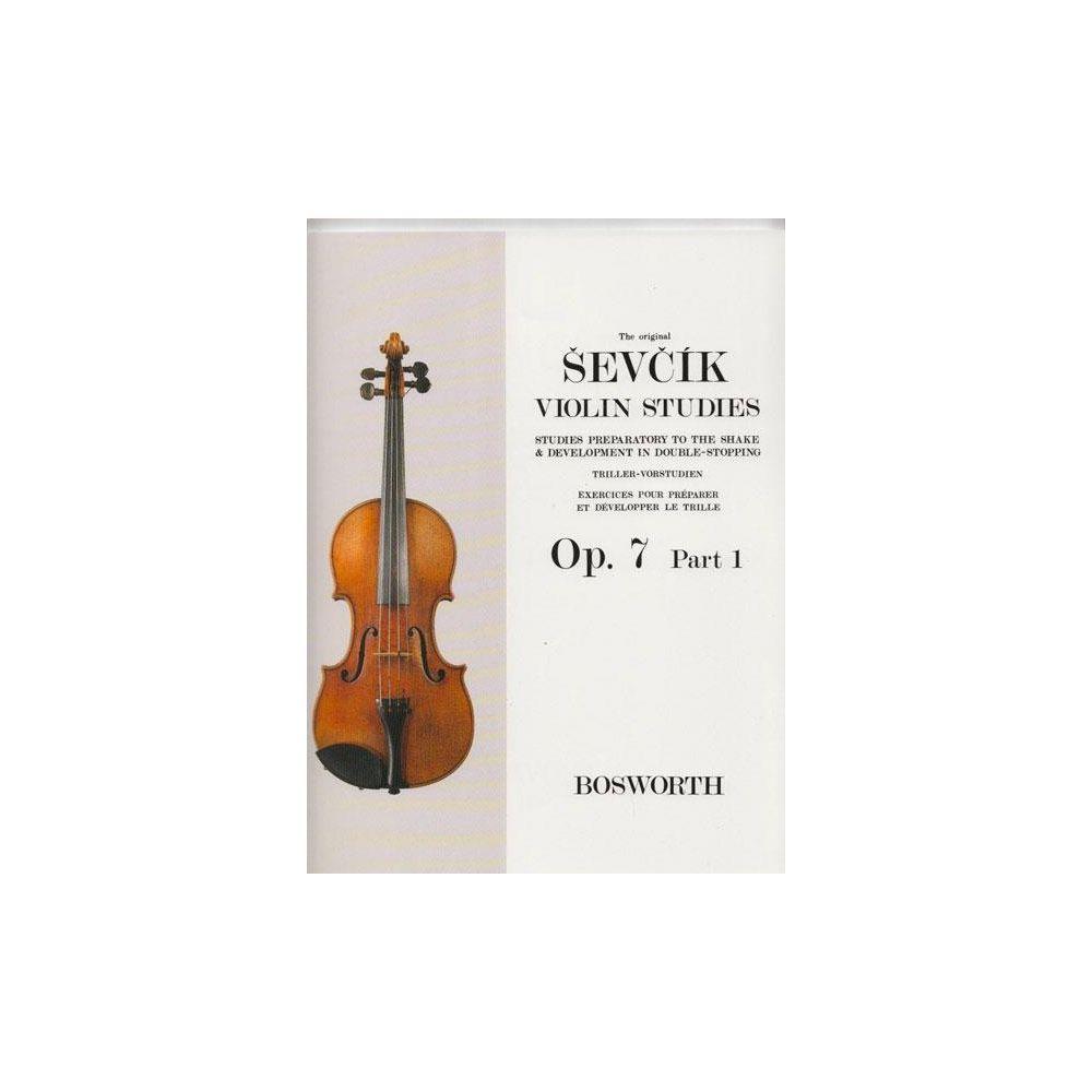 Sevcik Studi Op.7 Part I