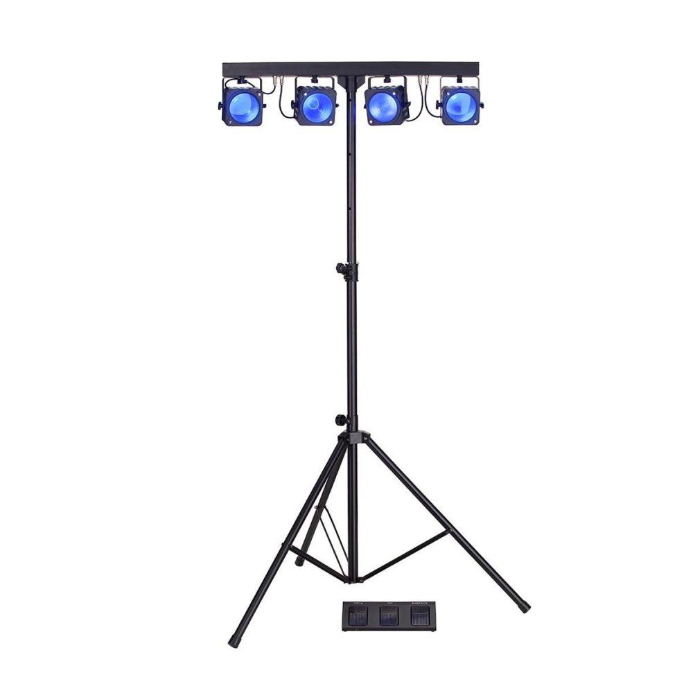 Kit Luci Soundsation 4LEDKIT-COB 30w RGB