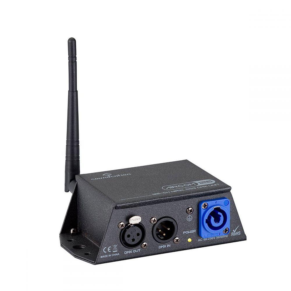 Soundsation Aircom 126 wireless trasmettitore ricevitore DMX