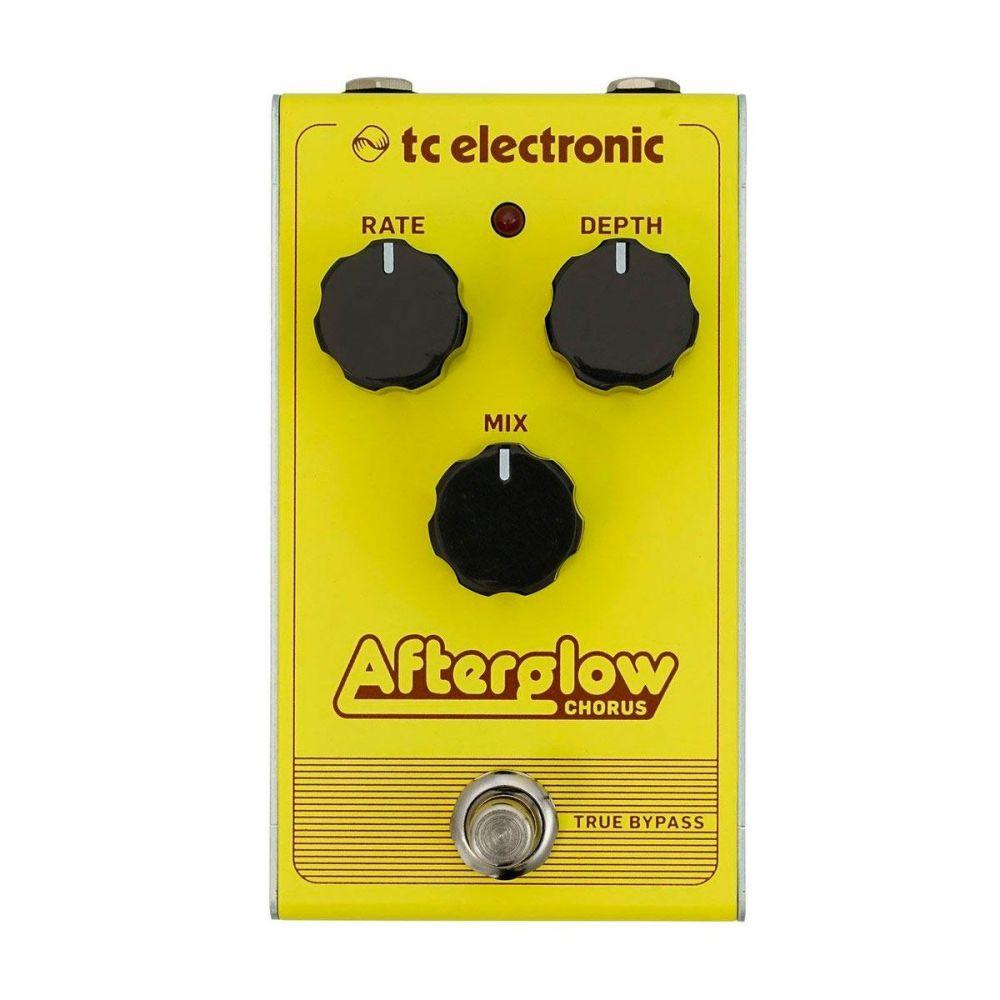 Pedale TC Electronic afterglow chorus