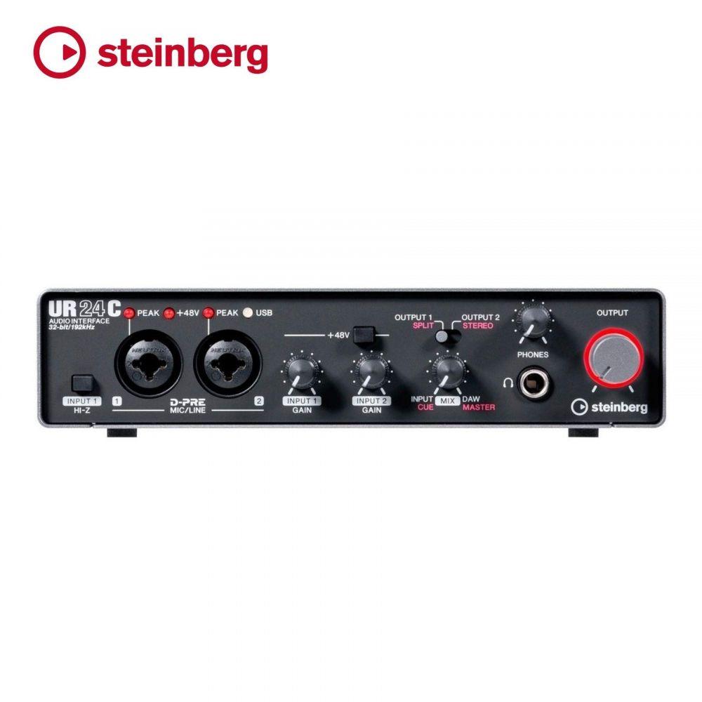 Scheda Audio Steinberg UR24C usb-C 3.0