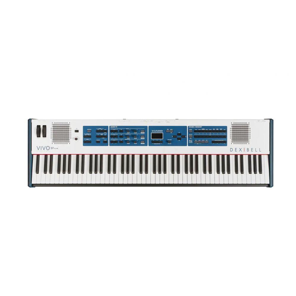 Piano Digitale Dexibell VIVO S7 PRO M 88 tasti con monitor integrati