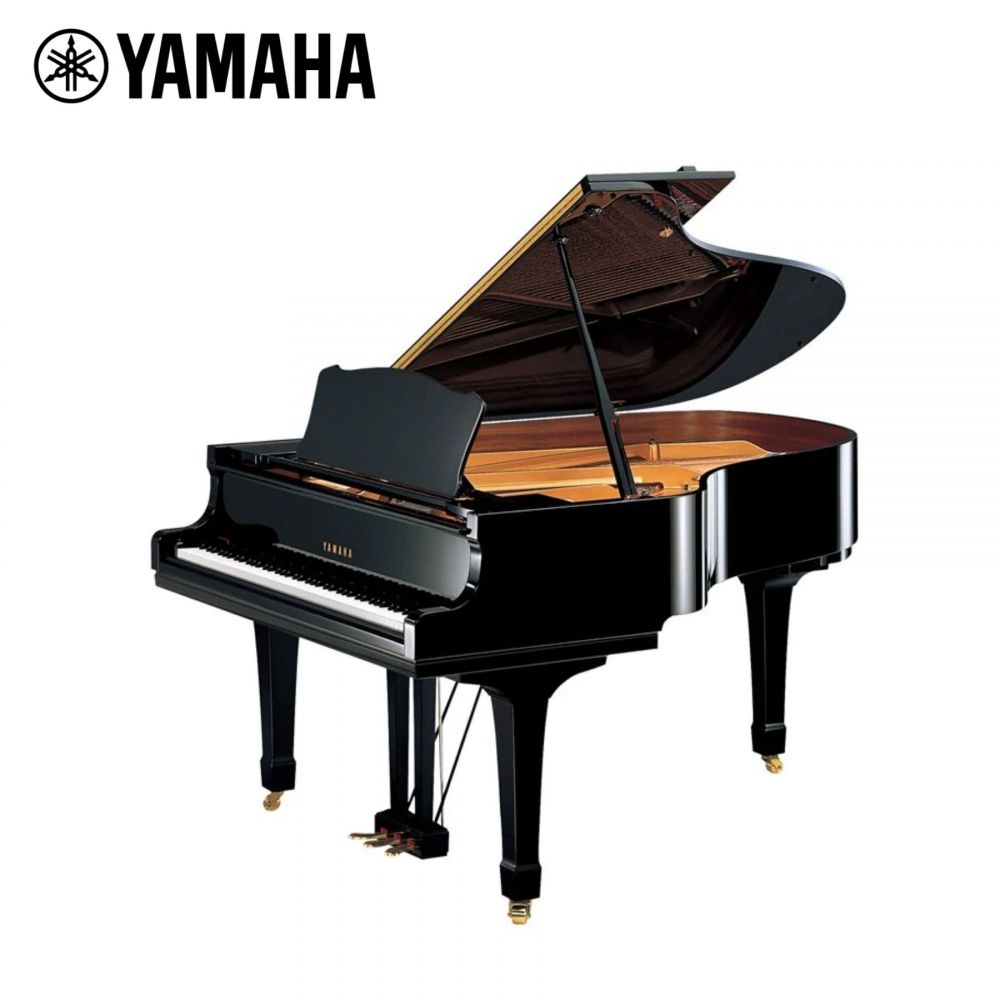 PIANOFORTE CODA RICONDIZIONATO YAMAHA C3 NERO s.n.3340440