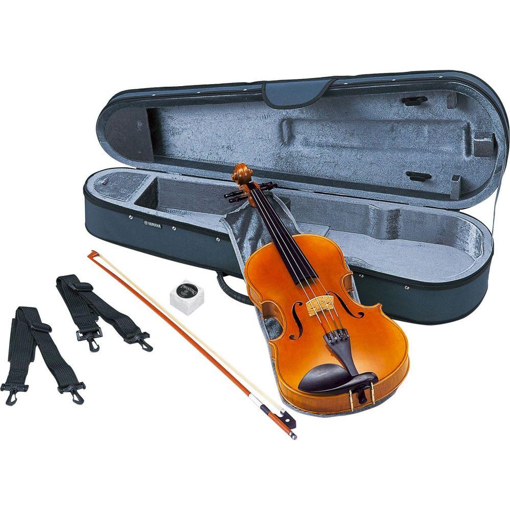 "Yamaha VA7SG Viola 16,5"" pronta all'uso con custodia e arco"""
