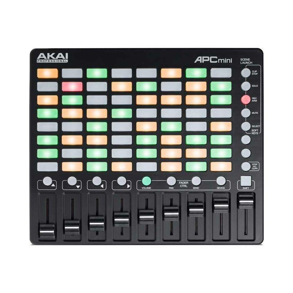 Controller Akai midi APC MINI per Ableton Live